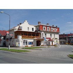 HOTEL STAŘÍČ