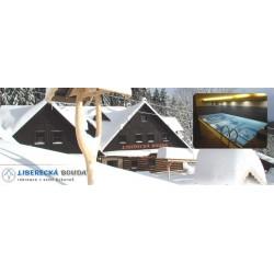 Liberecká bouda- rekreace v srdce Krkonoš