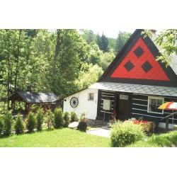 Pronájem- Horská chata Roubenka- Jeseníky