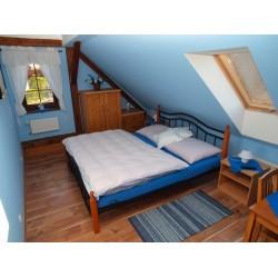 Ubytování na Třeboňsku U Emilky