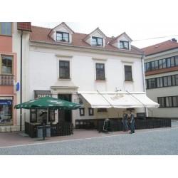 Penzion a restaurace Chalupa U Městské Brány Vyškov