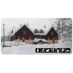Chata Sachova studánka - ubytování Beskydy