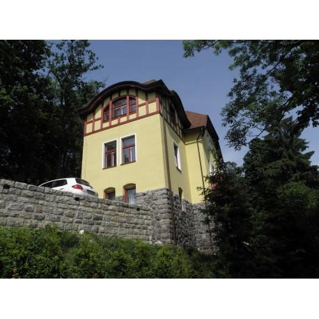 Apartmány Jizerky